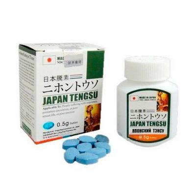Thuốc tăng cường sinh lý thảo dược Japan Tengsu