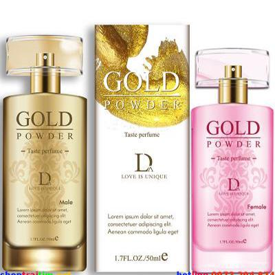 Nước Hoa Kích Dục Nữ Không Mùi GOLD D Cao Cấp